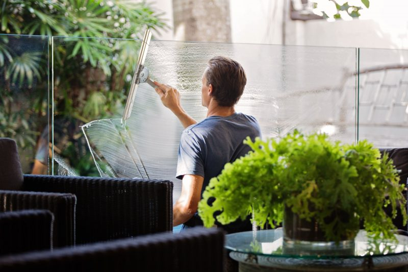 window cleaning glass christchurch