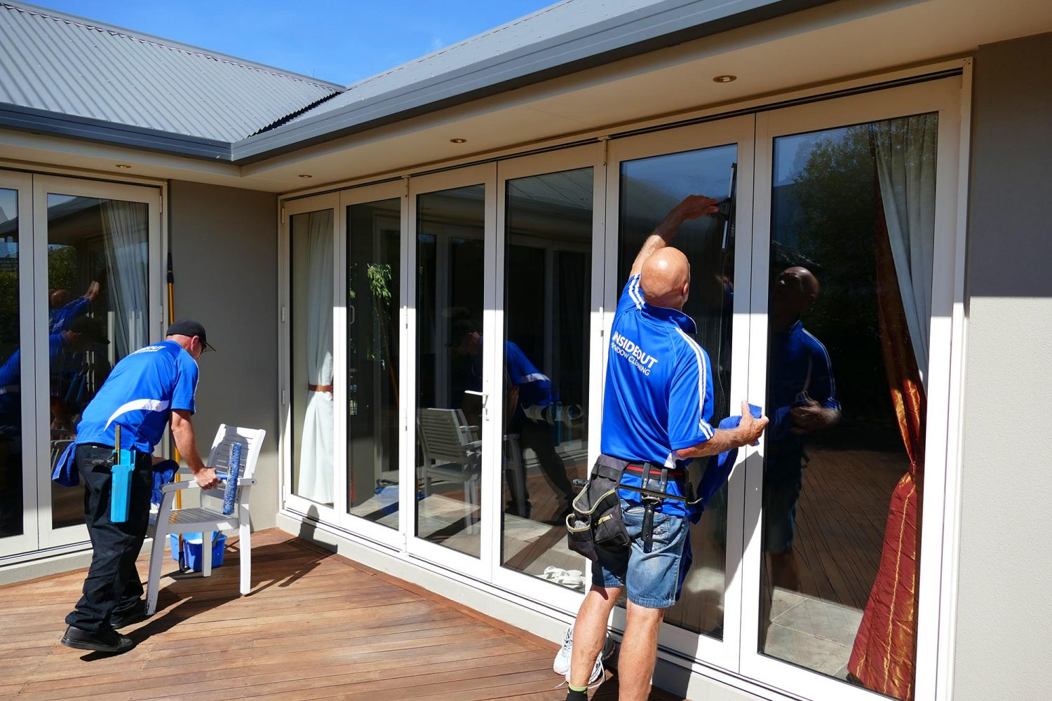 window cleaning christchurch
